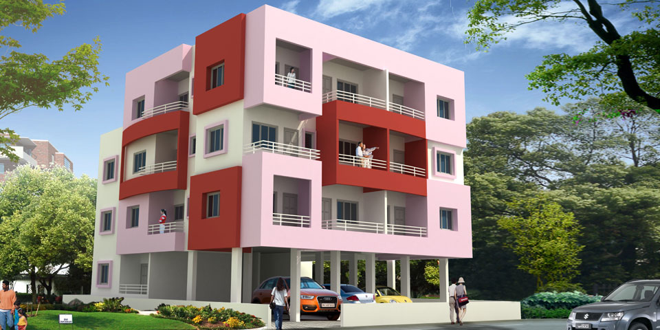 1, 2 bhk flat in Sangli by Phadke Developers