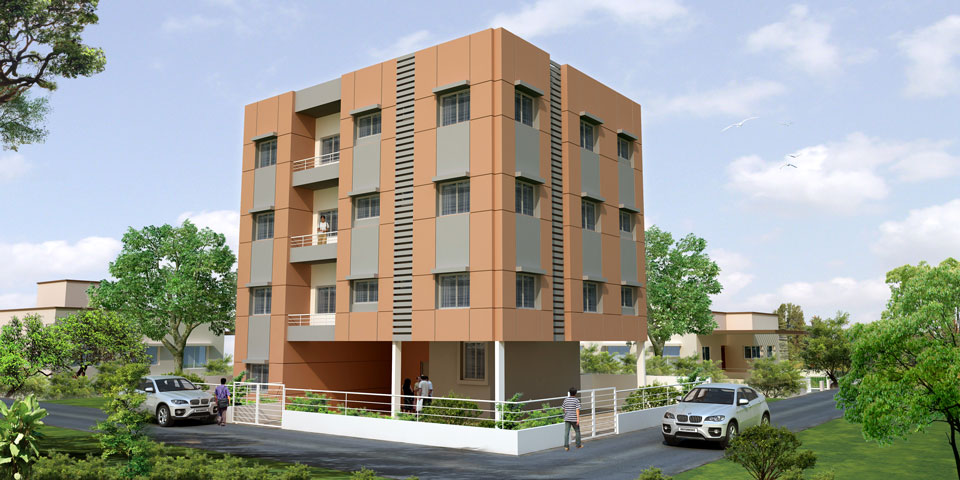 1 BHK in Government Colony